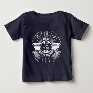 heavy things that fly baby T-Shirt