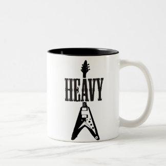 heavy Two-Tone mug