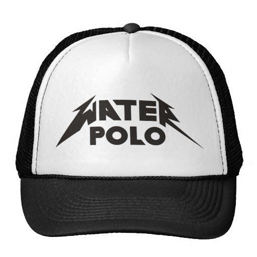 Heavy Water Polo styles Hats