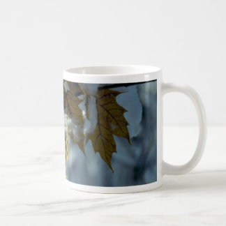 Heavy with snow mugs