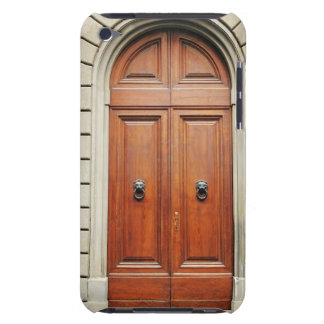 Heavy wooden doors, Florence, Italy iPod Touch Case-Mate Case