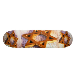 Hebrew Hammer 21.6 Cm Skateboard Deck