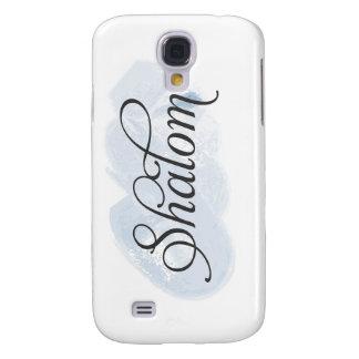 Hebrew - Shalom Samsung Galaxy S4 Cover