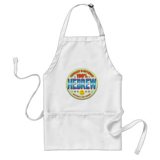 Hebrew Totally Apron