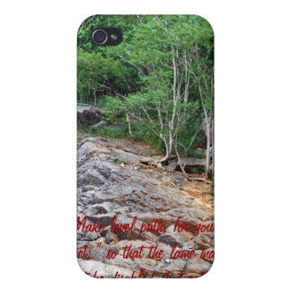 Hebrews 12:13 iPhone 4/4S cover