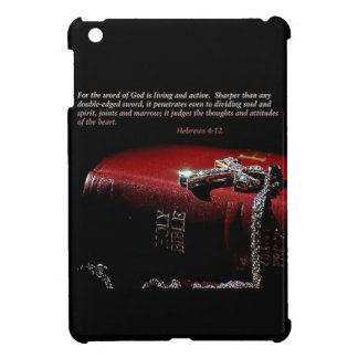 Hebrews 4:12 cover for the iPad mini