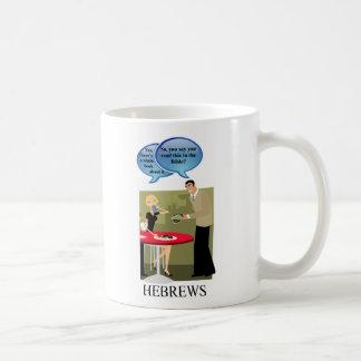 HEBREWSYESWHOLEBOOK COFFEE MUG