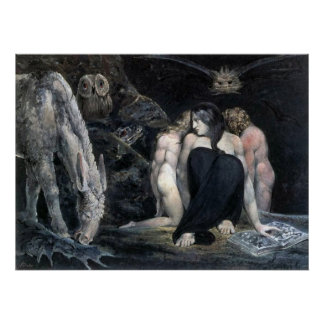 Hecate or the Three Fates Poster