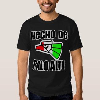 Hecho De Palo Alto,Ca -- T-Shirt