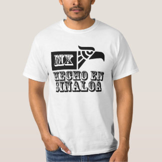 Hecho En Sinaloa T-Shirt