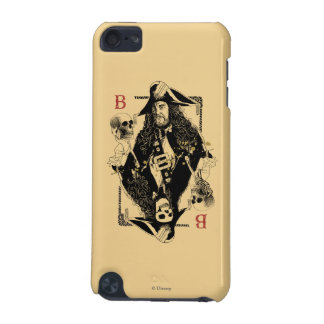 Hector Barbossa - Ruler Of The Seas iPod Touch 5G Case