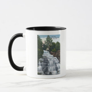 Hector Falls near Seneca Lake View Mug