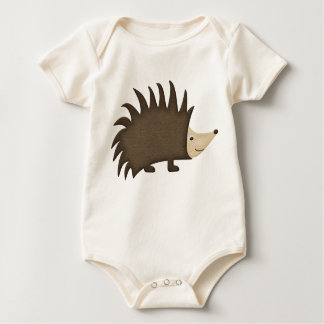 Hedgehog Baby Bodysuit