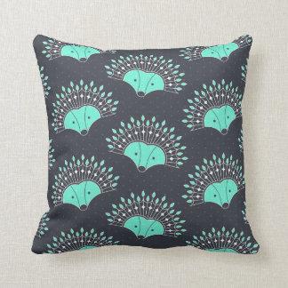 Hedgehog Fan Pattern Cushion