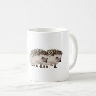 Hedgehog image for Classic White Mug