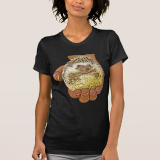 Hedgehog in Hand T-Shirt