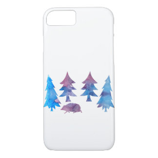 Hedgehog iPhone 8/7 Case
