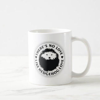 Hedgehog Love Coffee Mug