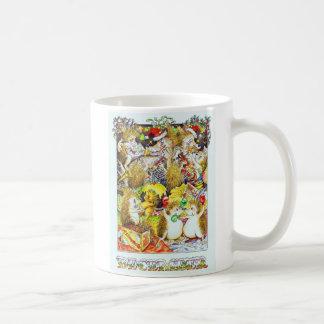 Hedgehog Mug December