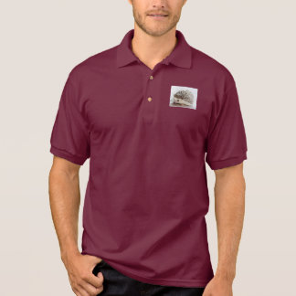 Hedgehog Polo Shirt