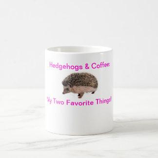 Hedgehog Products Coffee Mug