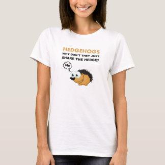 Hedgehog Share T-Shirt