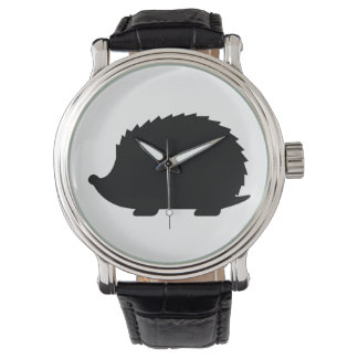Hedgehog Silhouette Watch