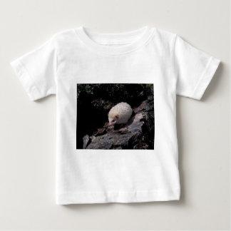Hedgehog taking a stroll baby T-Shirt