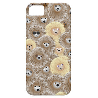 Hedgehogs iPhone SE + iPhone 5/5S,  Phone Case