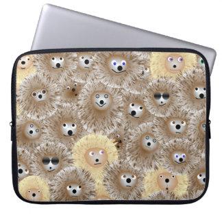 Hedgehogs Neoprene Laptop Sleeve 15 inch