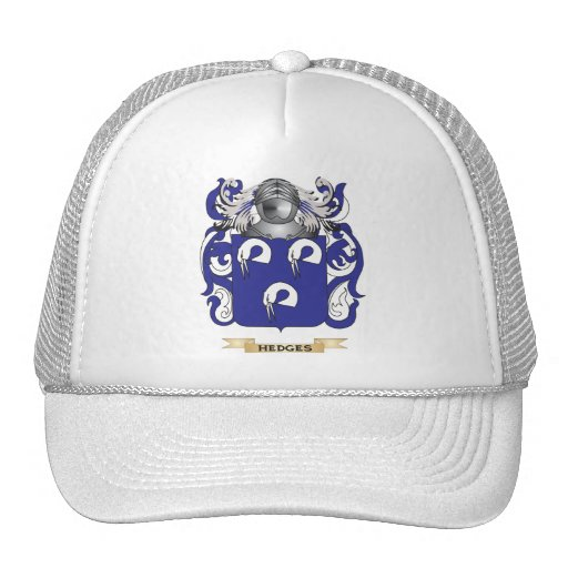 Hedges Coat of Arms (Family Crest) Hat