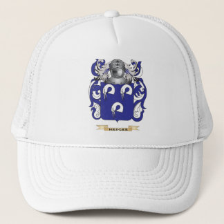 Hedges Coat of Arms (Family Crest) Trucker Hat