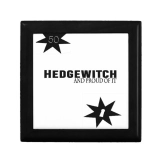 Hedgewitch and Proud of It Gift Box
