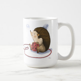 Hedgy the Hedgehog Coffee Mug