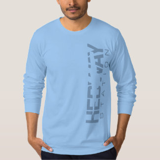 HEDWAY Station long sleeve tee. T-Shirt