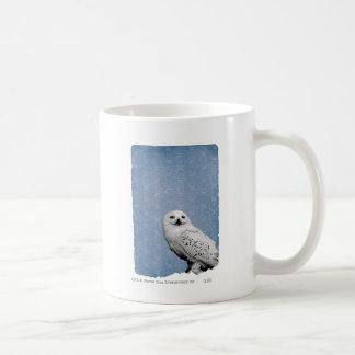 Hedwig 2 classic white coffee mug