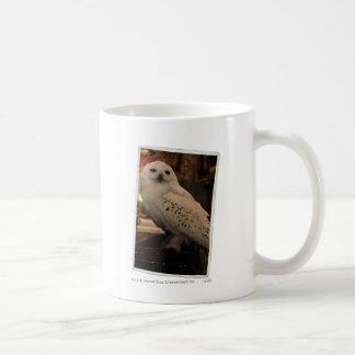 Hedwig 3 basic white mug