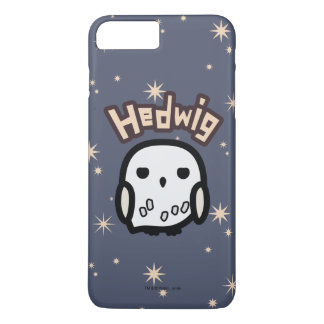 Hedwig Cartoon Character Art iPhone 7 Plus Case