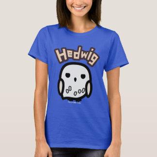 Hedwig Cartoon Character Art T-Shirt