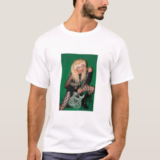 Hedwig with Guitar 2 T-shirt