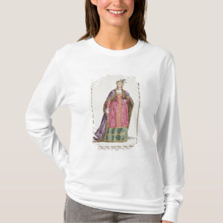 Hedwige, Marquise d'Arquien (1373-99) Queen of Pol T-Shirt