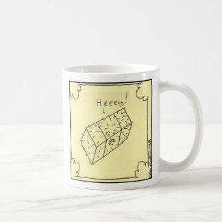 Heeeey Classic White Coffee Mug