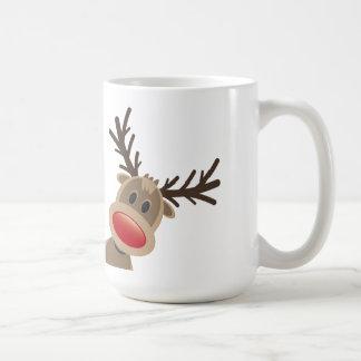 HEEER'S Rudolph Christmas Mug