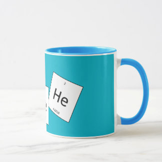 Hehehe Helium Laughing Gas Element Pun Cup
