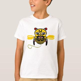 Hei Tiki Bee Toy Kiwiana T-Shirt