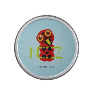 Hei Tiki Maori Design NZ Bluetooth Speaker