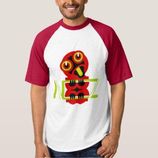 Hei Tiki Maori Design NZ Maori Design T-Shirt