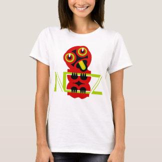 Hei Tiki Maori Design NZ T-Shirt