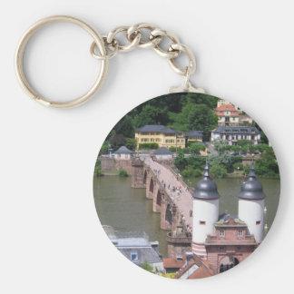 Heidelberg Bridge Keychain