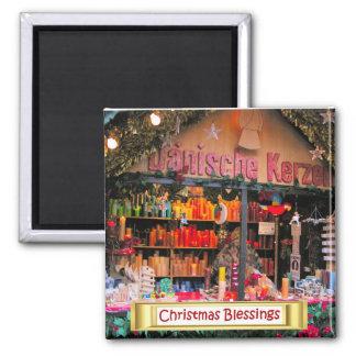 Heidelberg Christmas Market,  Candles light Magnets
